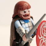 Protect Your Assets from Lawsuits and Creditors - photo of Lego warrior Olaf from Frozen movie