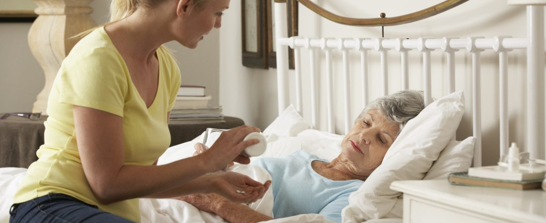 Caregivers Taking Care Of Yourself As You Provide Care